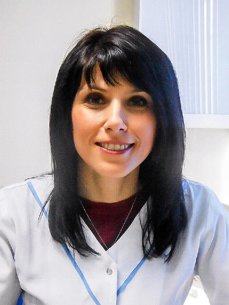 Д-р Гергана Сарайлиева-КАРАМИХОВА