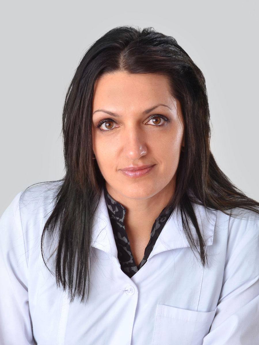 Д-р Ваня ПЕЕВА