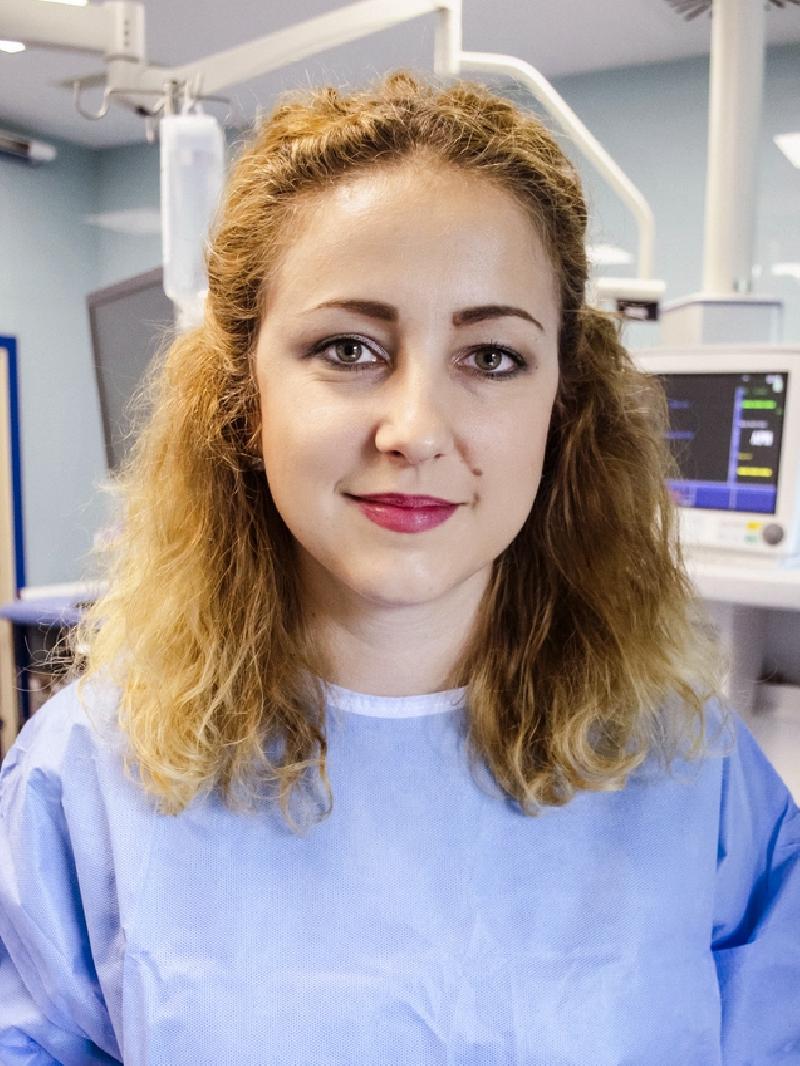 Д-р Анна МАРИНКОВ