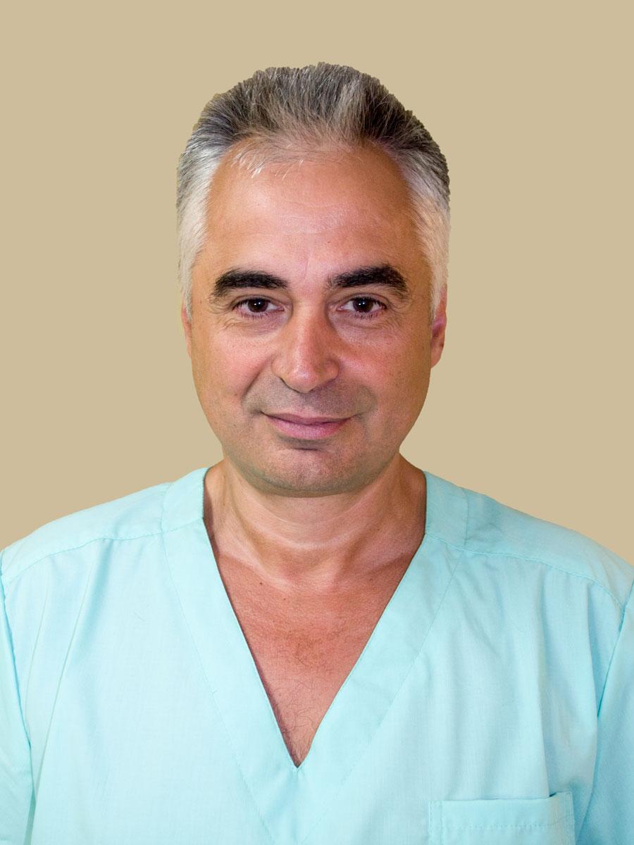 Д-р Валентин ВЕЛЕВ