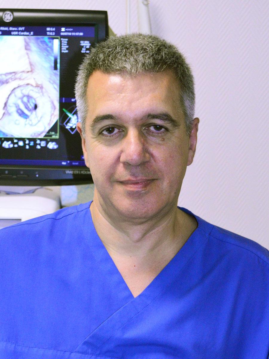 Д-р Ленко МИХОВ
