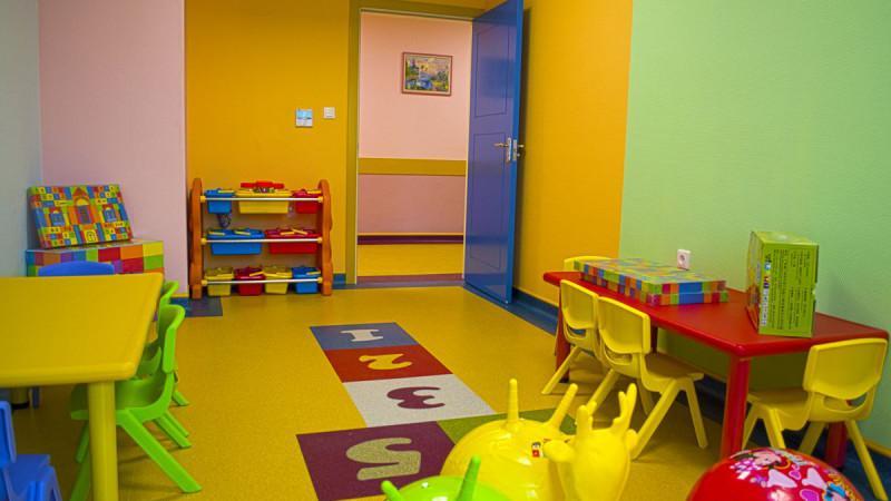 Педиатрично отделение: стая за игри, Болница Тракия