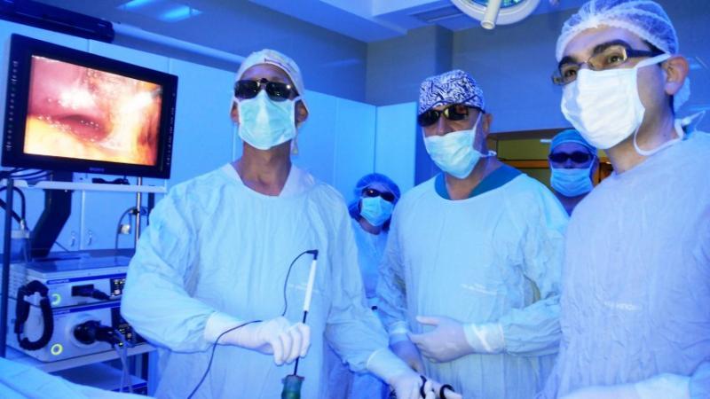 Предимствата на лапароскопските операции