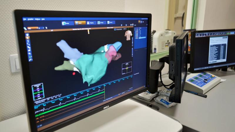 Електрофизиологична диагностика и лечение на сърдечни аритмии