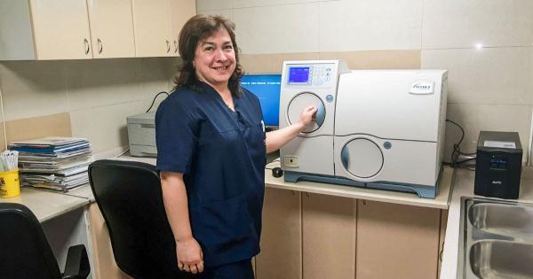 Микробиологична лаборатория